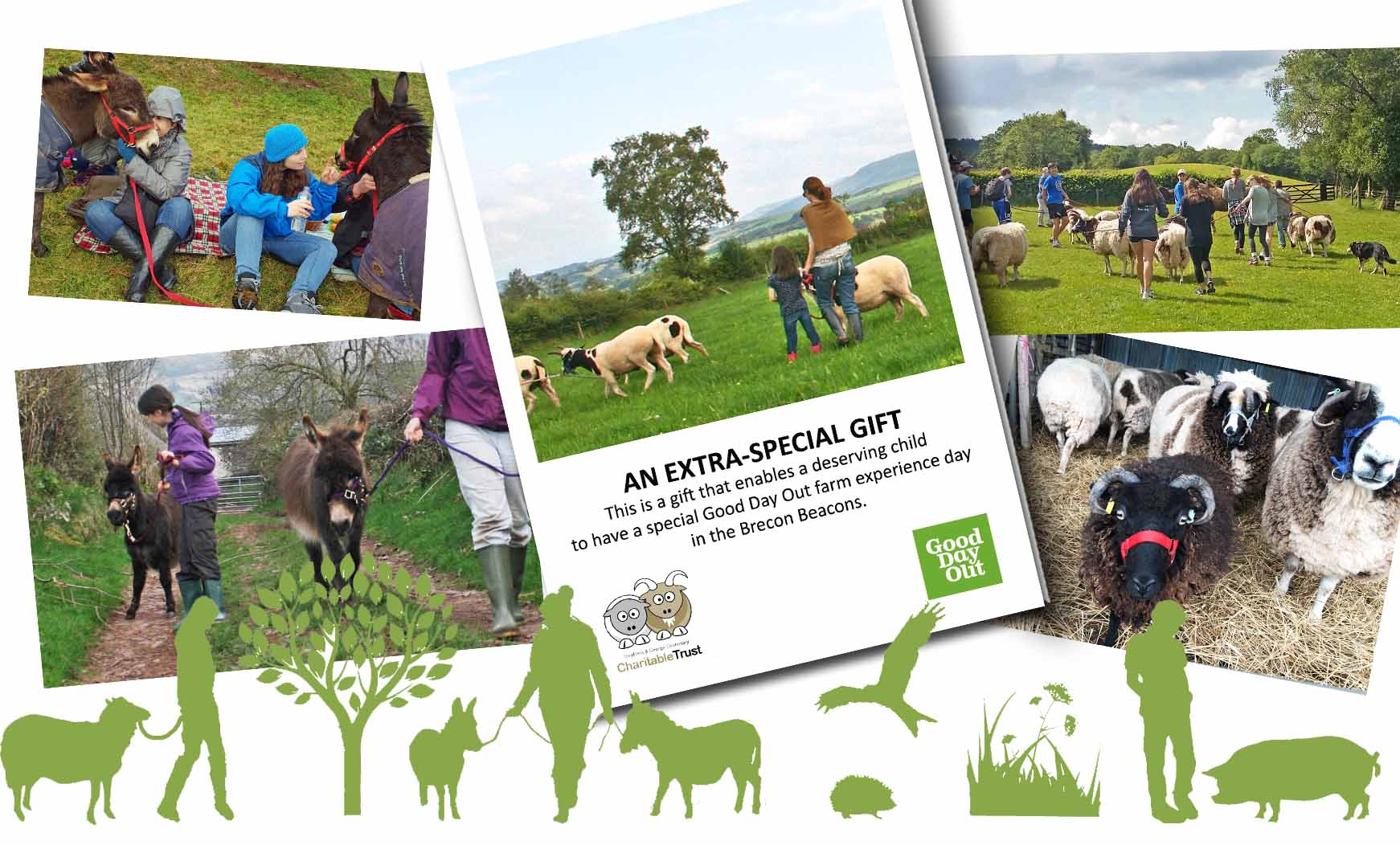 give a deserving child a day in the countryside