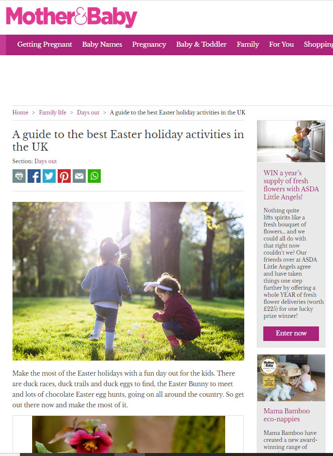 best things to do in Wales this easter