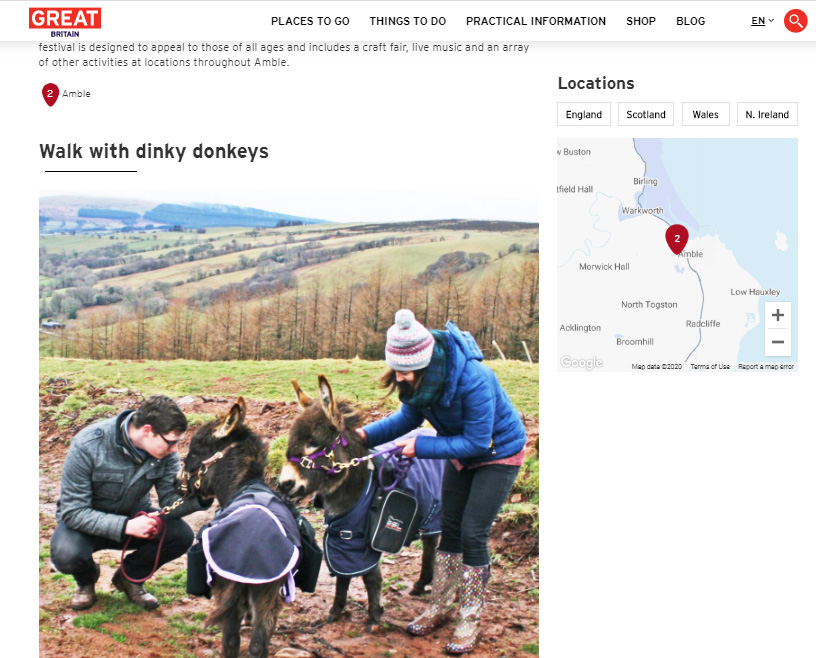 visit britain spring feaure
