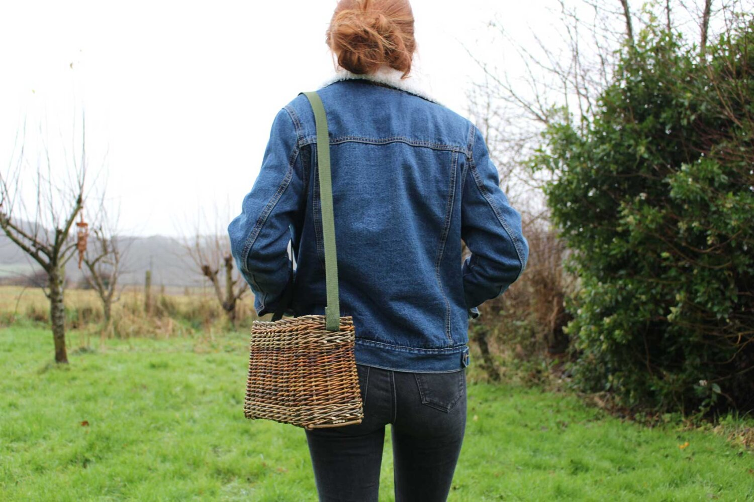 willow workshop to make a bag