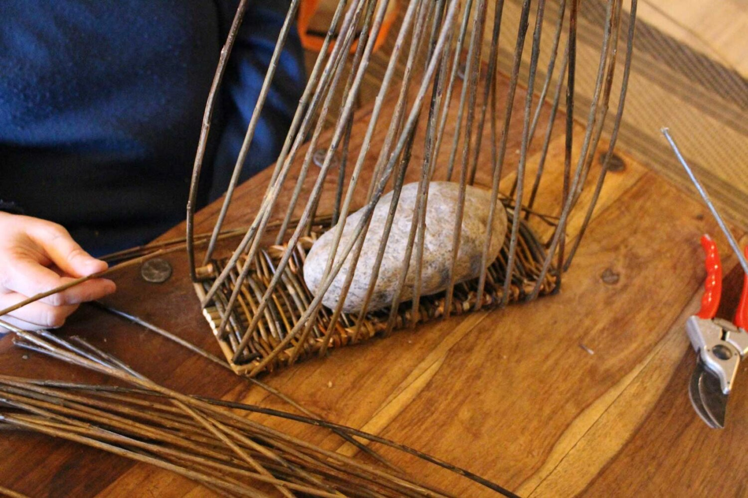 where can you learn to weave willow